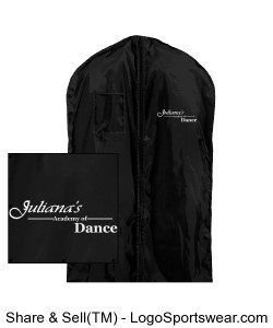 "Garment Bag - 25""W x 47""H Design Zoom"