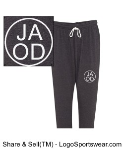 Unisex Joggers - Adult Sizes Design Zoom